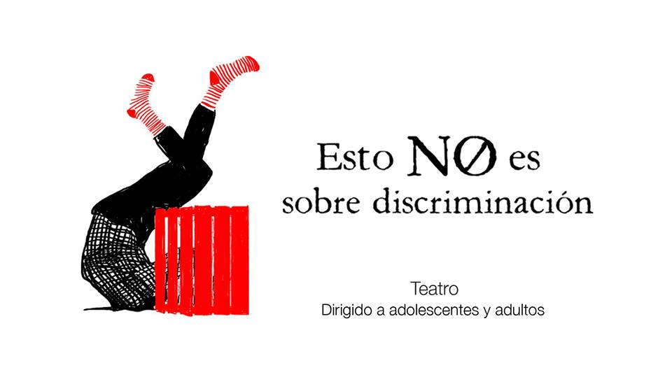 Esto no es sobre discriminación