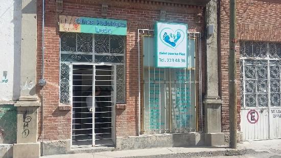 Clínica Podológica León, Guanajuato