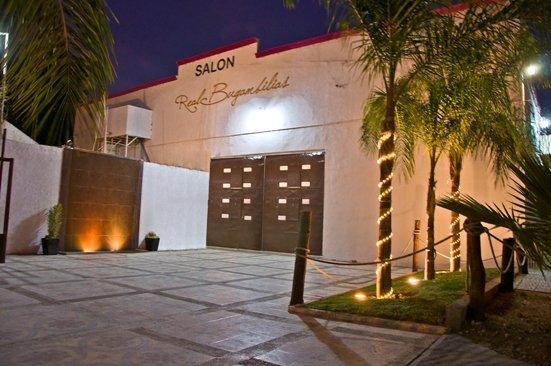 Salon real bugambilias directorio le n directorio de for Salon de leon