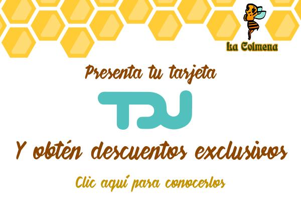 Promo tarjeta TDU La Colmena