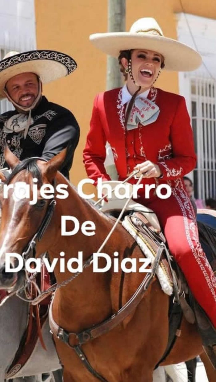 Trajes Charros David Diaz