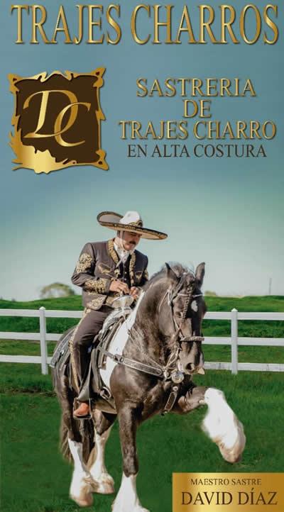 e24646100433 Trajes Charros de David Diaz en León, Guanajuato