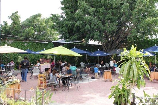 Restaurant el jard n alem n directorio le n for El jardin leon