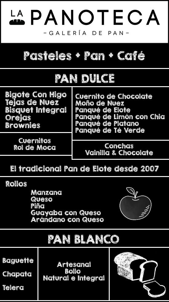 La Panoteca Panadería y Pastelería en León, Guanajuato