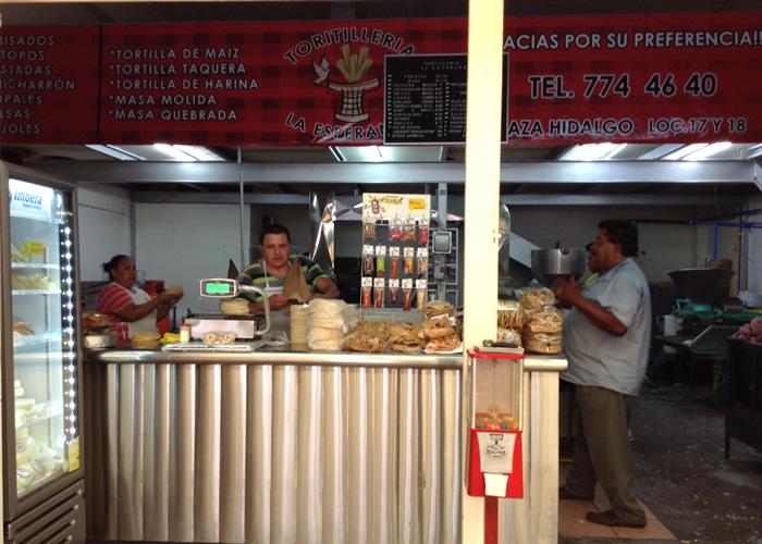 Tortillería La Esperanza