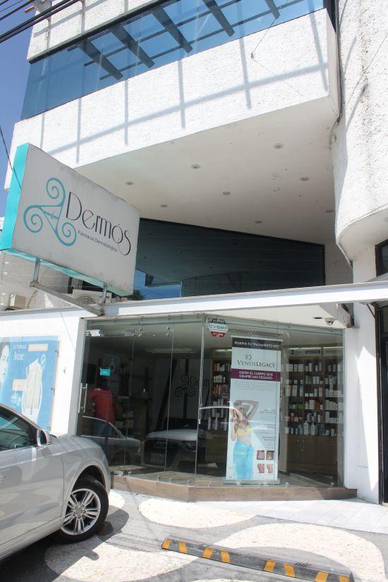 Derm�s, centro dermatol�gico est�tico