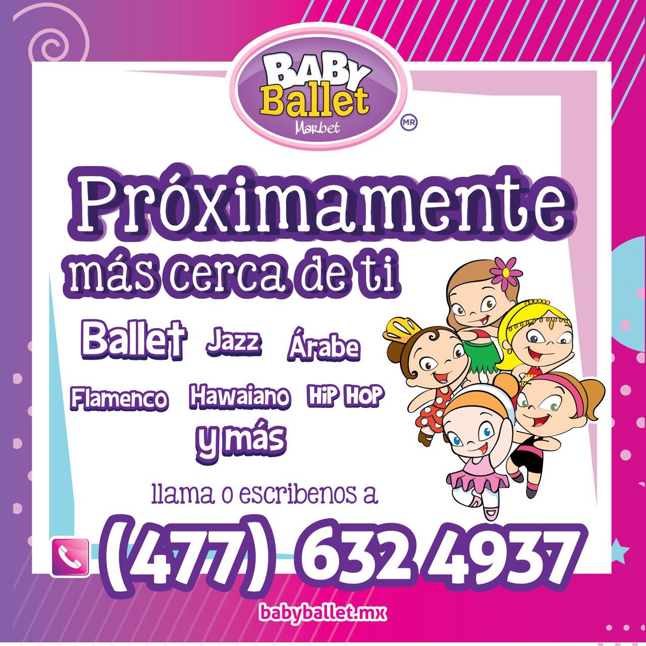Baby ballet León, Gto.