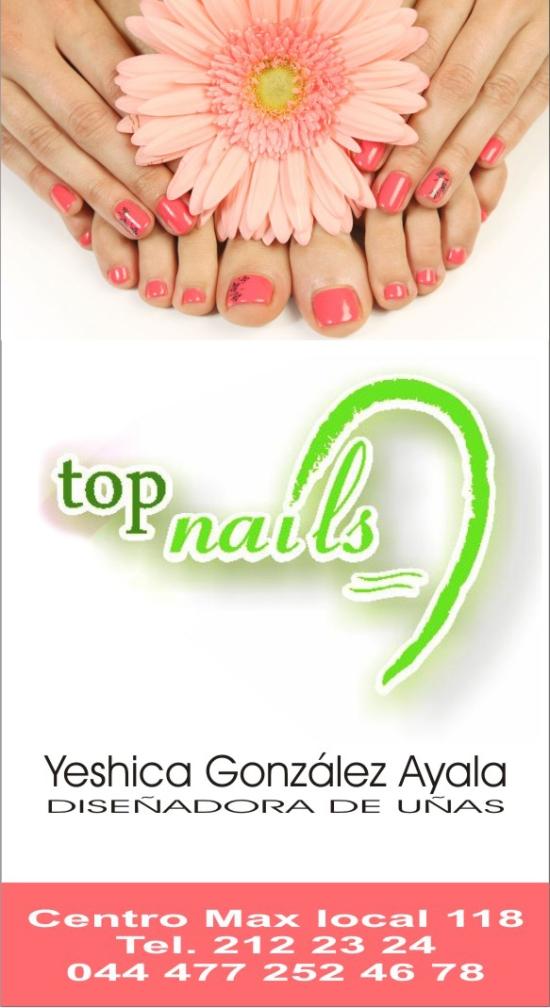 Top Nails Decoración de uñas con acrílico, manicura y pedicura en ...