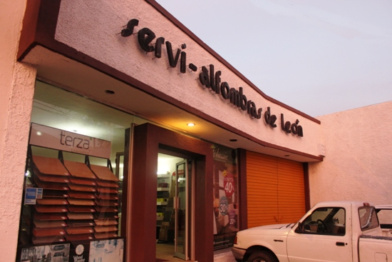 Servialfombras León, Guanajuato